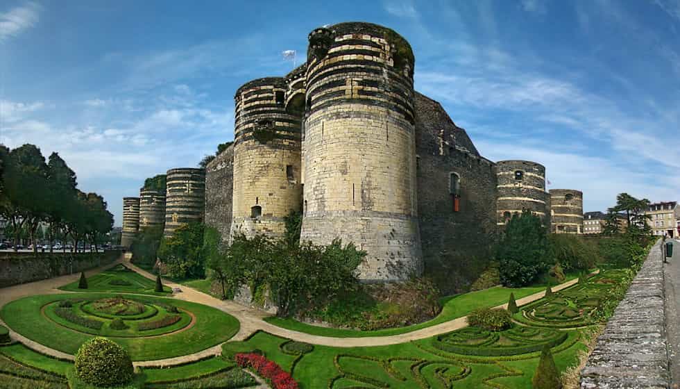 Château des Ducs de Bretagne à Angers