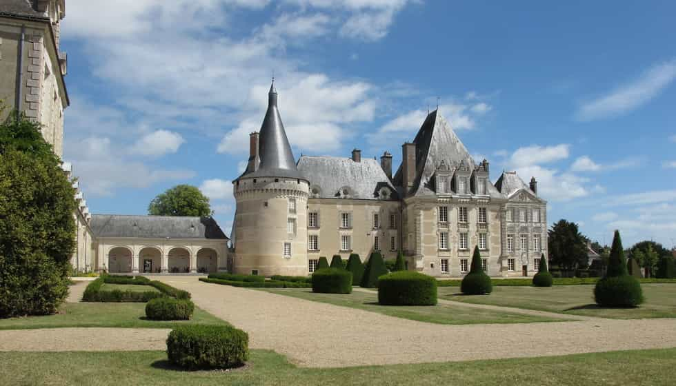 Château d'Azay-le-Ferron