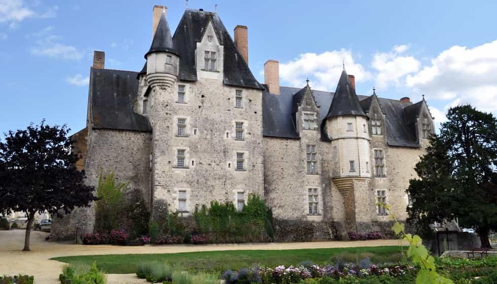 Château de Baugé
