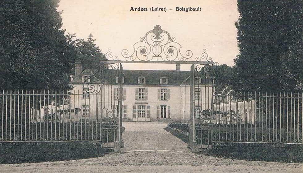 Château de Boisgibault