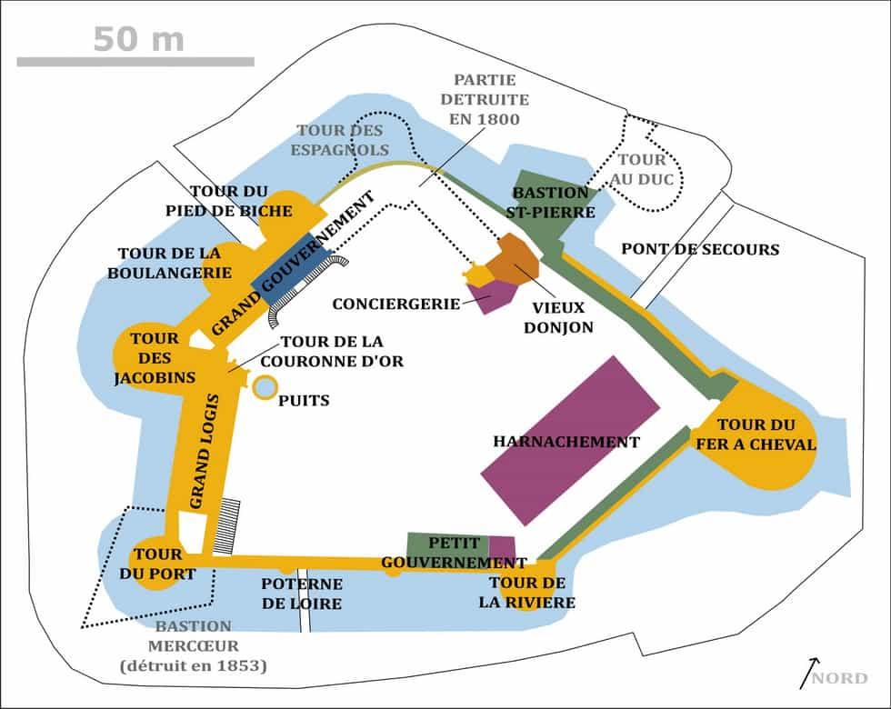 Château des Ducs-de-Bretagne