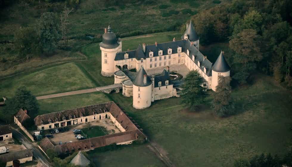 Château du Gué-Péan