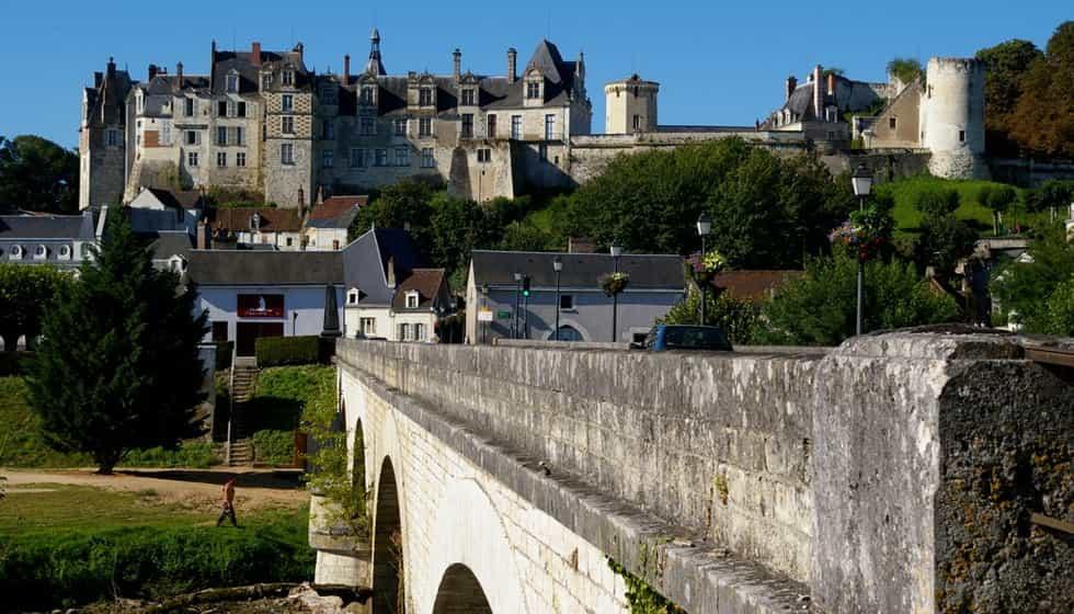 Château de Saint-Aignan sur Cher